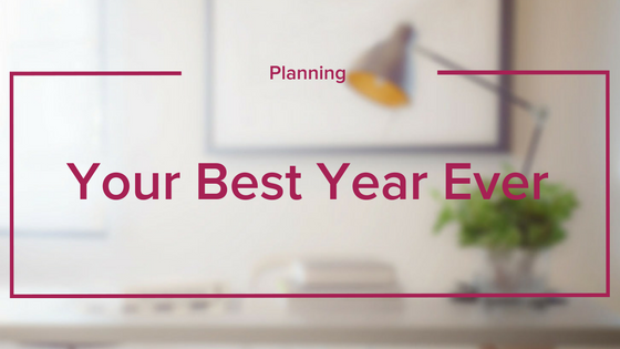 Plan Your Best Year Ever