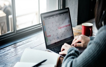 How to organize your calendar for work and life